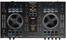 best dj controllers denon dj mc 4000