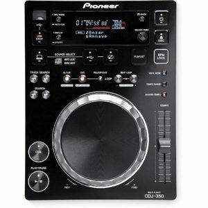 buying dj equipment for beginners pioneer cdj 350