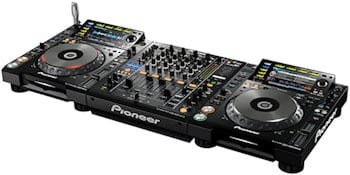 buying dj equipment for beginners pioneer setup