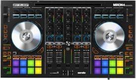 reloop mixon 4 best dj controllers
