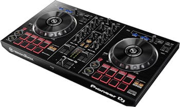 Pioneer ddj-rb review angle front