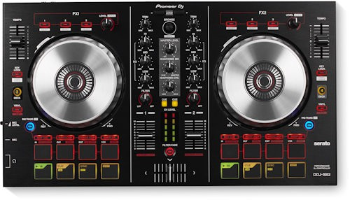 top 10 dj controllers for beginners the best available for all budgets. Black Bedroom Furniture Sets. Home Design Ideas