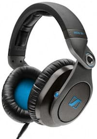 best dj headphones Sennheiser HD8 DJing