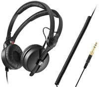 best dj headphones Sennheiser hd 25 plus djing