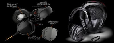 best dj headphones V-Moda Crossfade lp2 DJing