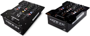 best dj mixers allen and heath xone 23c