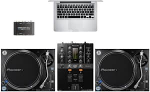 best dj setup for beginners dvs setup