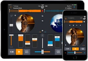 best dj software mixvibes app