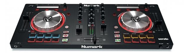 numark mixtrack pro 3 review front