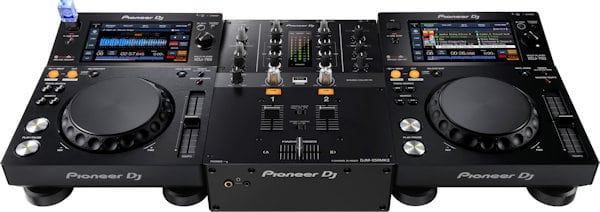 pioneer djm-250 mk2 review cdj