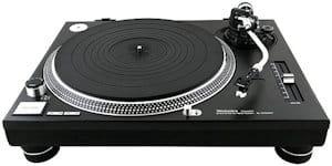 pioneer plx 1000 vs technics SL 1210 mk2 1200