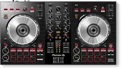top 10 dj controllers for beginners pioneer ddj sb3 djing