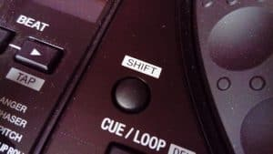 How To Use the SHIFT Button On A DJ Controller and decks