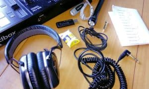 DJ essentials and gear