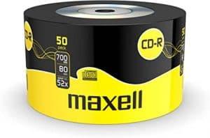 Maxell-CD