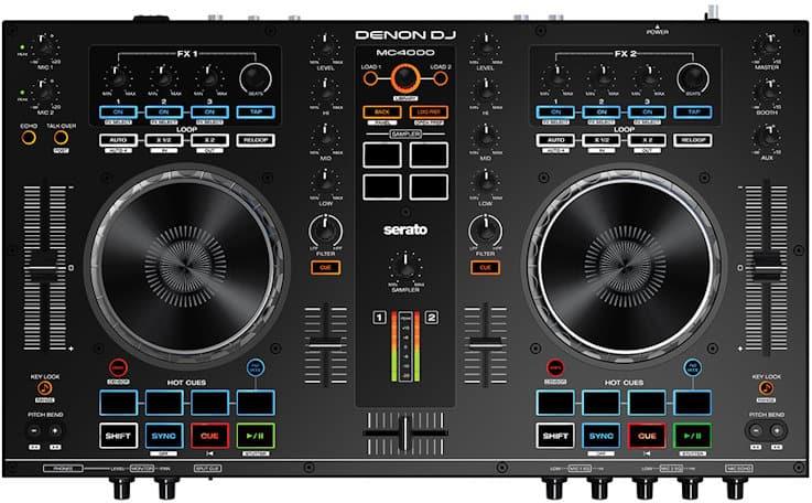 Denon DJ MC4000 main