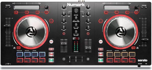 Numark mixtrack pro 3 main