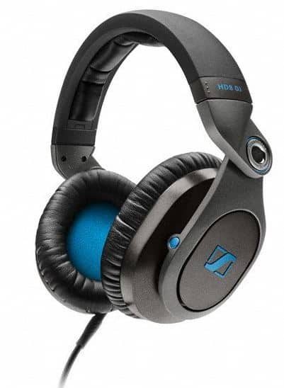 Sennheiser HD 8 DJ Headphones view
