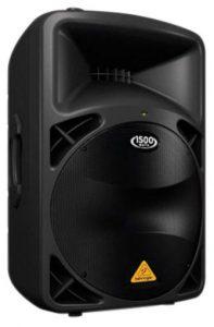 behringer b615d eurolive speakers angle