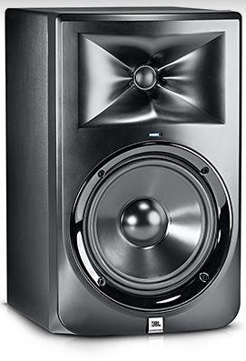 jbl LSR308 speakers