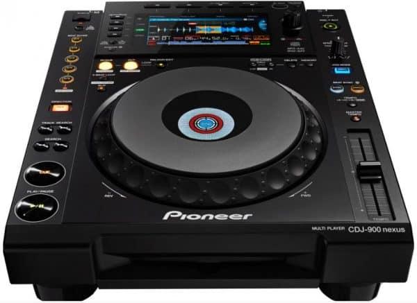 pioneer CDJ 900 NXS front