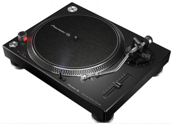 pioneer plx 500 turntable angle