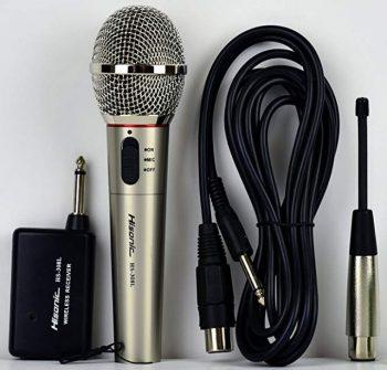 dj microphone