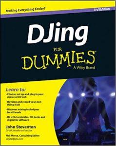 djing for dummies book