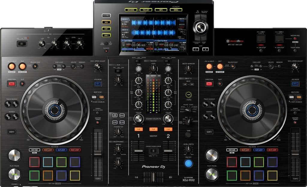 pioneer best dj controller