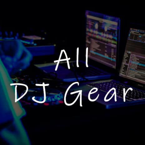 all dj gear