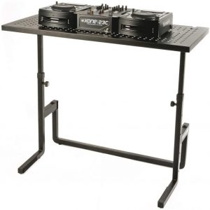 Quik Lok DJ Table and Mixer Stand Equipment
