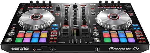 Pioneer DDJ-SR Controller Colour Coded Cue Points