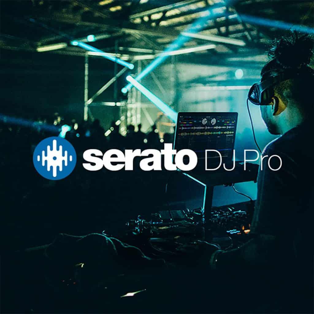 Serato DJ Pro Software