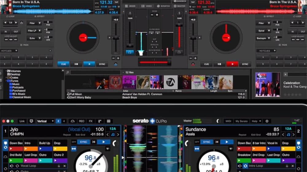 VIRTUAL DJ 2020 Features