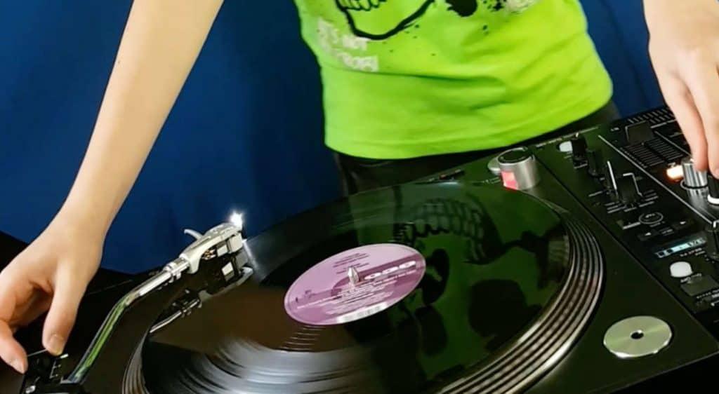 Vinyl Mixing