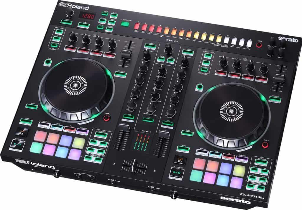 DJ 505