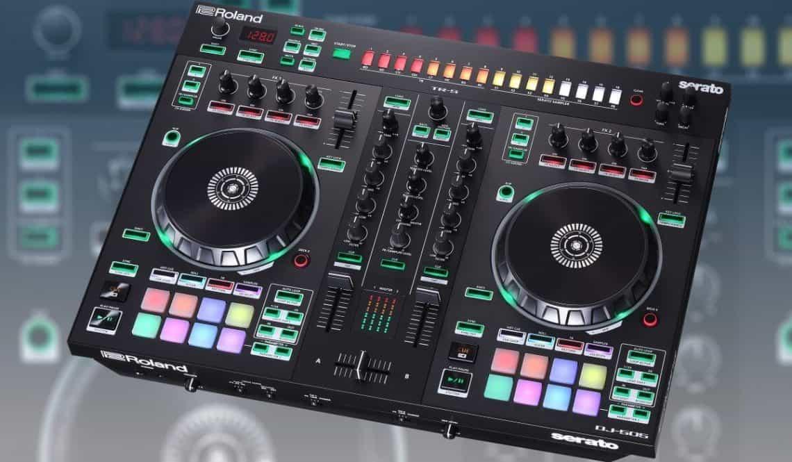 DJ-505 Controller