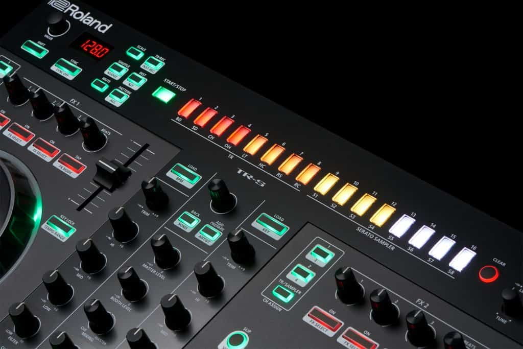 TR sequencer