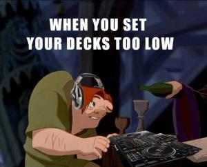scratch routine djs
