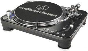 Audio Technica DJ Turntable Review