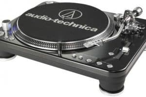 Audio Technica DJ Turntable Review