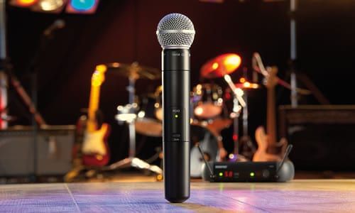 Best Wireless Microphone for DJs