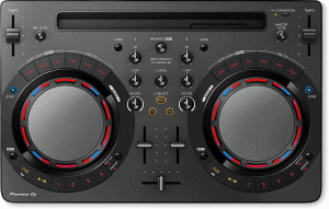 Pioneer DDJ-WEGO4 Portable DJ Controller