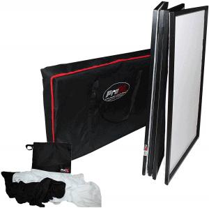 ProX XF-4X3048B 4 Panel DJ LED Facade