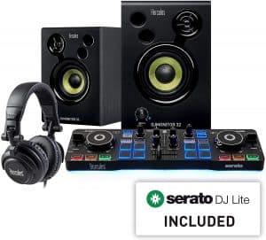 Hercules DJ Starter Kit including SERATO Lite