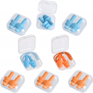 silicone earplugs for DJs