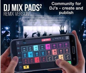 dj mix pads 2 android app review