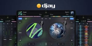 Djay android app